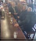 Видео как Макгрегор ударил по лицу пожилого мужчину в баре